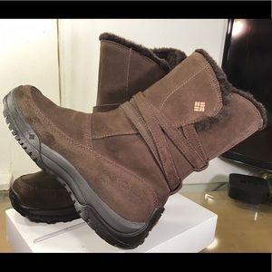 Columbia Namara Cocoa Brown Boots.